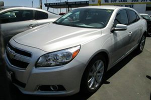 2013 Chevrolet Malibu LT Carfax 1-Owner - No Accidents  Damage Reported to CARFAX 4 Cylinders A