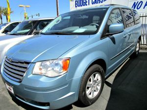 2010 Chrysler Town  Country Touring Carfax Report - No Accidents  Damage Reported to CARFAX 3Rd