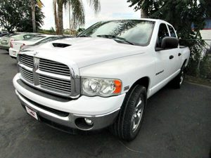 2005 Dodge Ram 1500 SLT Carfax Report - No Accidents  Damage Reported to CARFAX 12V Pwr Outlet
