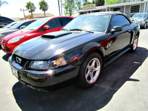 2003 Ford Mustang GT Deluxe Carfax Report 150 Mph Speedometer 6-Way Pwr Driver Seat Aluminum Wh