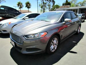 2013 Ford Fusion SE Carfax 1-Owner - No Accidents  Damage Reported to CARFAX Audio  Auxiliary A