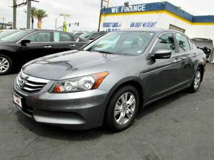 2011 Honda Accord Sdn SE Carfax 1-Owner - No Accidents  Damage Reported to CARFAX Alloy Wheels