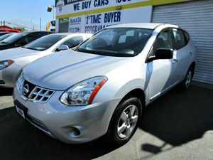 2012 Nissan Rogue S Carfax Report - No Accidents  Damage Reported to CARFAX 2 12-Volt Pwr Outl