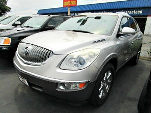 2008 Buick Enclave CXL Carfax Report - No Accidents  Damage Reported to CARFAX Audio  Satellite