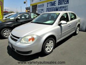 2006 Chevrolet Cobalt LT Carfax Report - No Accidents  Damage Reported to CARFAX Aluminum Wheels