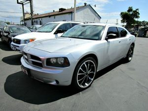 2008 Dodge Charger  Carfax Report - No Accidents  Damage Reported to CARFAX Custom Rims Cell Ph