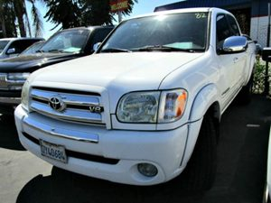 2006 Toyota Tundra SR5 Carfax 1-Owner - No Accidents  Damage Reported to CARFAX 6040 Cloth Spli