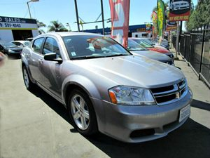 2013 Dodge Avenger SE Carfax 1-Owner - No Accidents  Damage Reported to CARFAX Rallye Appearance