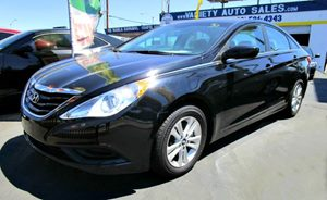2013 Hyundai Sonata GLS Carfax Report - No Accidents  Damage Reported to CARFAX Active Eco Syste