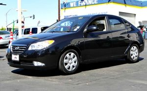 2007 Hyundai Elantra GLS Carfax Report 2 12-Volt Accessory Pwr Outlets Body-Color Manual Foldi