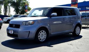 2009 Scion xB  Carfax Report 6040 Split Fold Flat Rear Seat WUnder-Seat Storage Tray Audio  E