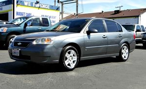 2006 Chevrolet Malibu LT w2LT Carfax Report - No Accidents  Damage Reported to CARFAX Console