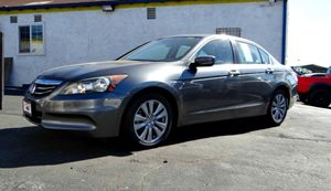 2011 Honda Accord Sdn EX Carfax Report - No Accidents  Damage Reported to CARFAX Audio  Mp3 Pla