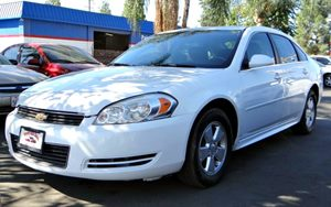 2011 Chevrolet Impala LS Fleet Carfax Report - No Accidents  Damage Reported to CARFAX Air Condi