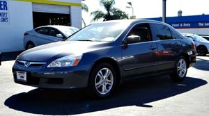 2007 Honda Accord Sdn EX Carfax Report - No Accidents  Damage Reported to CARFAX Decklid Spoiler