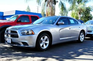 2014 Dodge Charger SE Carfax 1-Owner 4-Way Passenger Seat -Inc Manual Recline And ForeAft Movem