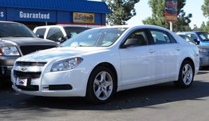 2011 Chevrolet Malibu LS w1FL Carfax Report - No Accidents  Damage Reported to CARFAX Audio  A