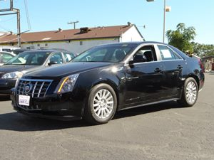 2012 Cadillac CTS Sedan  Carfax 1-Owner - No Accidents  Damage Reported to CARFAX Audio  Mp3 Pl
