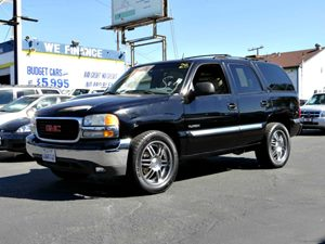 2002 GMC Yukon SLT Carfax 1-Owner - No Accidents  Damage Reported to CARFAX Hd Trailering Equipm