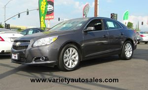 2013 Chevrolet Malibu LT Carfax 1-Owner - No Accidents  Damage Reported to CARFAX Leather Packag