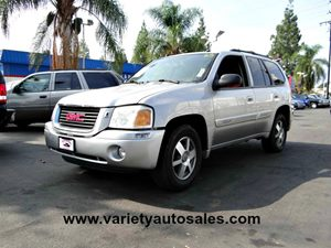 2005 GMC Envoy SLE Carfax Report - No Accidents  Damage Reported to CARFAX Luggage Rack Rooftop
