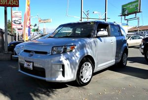 2012 Scion xB  Carfax 1-Owner - No Accidents  Damage Reported to CARFAX  Classic Silver Metall