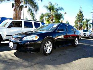 2012 Chevrolet Impala LT Fleet Carfax Report - No Accidents  Damage Reported to CARFAX  Black