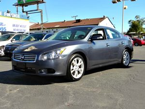 2013 Nissan Maxima 35 SV Carfax Report - No Accidents  Damage Reported to CARFAX  Metallic Sl