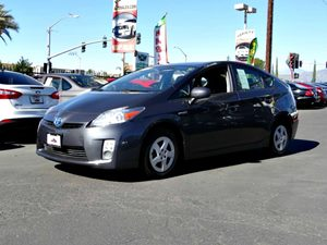 2011 Toyota Prius I Carfax 1-Owner - No Accidents  Damage Reported to CARFAX  Winter Gray Meta