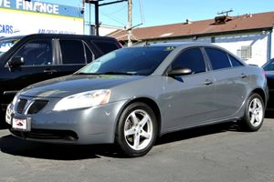 2009 Pontiac G6 GT w1SA Ltd Avail Carfax Report  Quicksilver Metallic  It is the Customers
