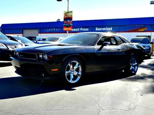 2012 Dodge Challenger SXT Plus Carfax Report - No Accidents  Damage Reported to CARFAX  Black