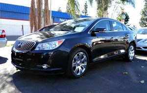 2013 Buick LaCrosse Leather Carfax 1-Owner - No Accidents  Damage Reported to CARFAX  Carbon B