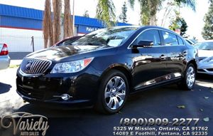 View 2013 Buick LaCrosse
