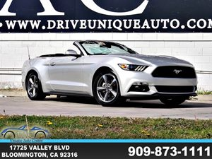 View 2016 Ford Mustang