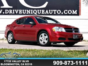 View 2014 Dodge Avenger