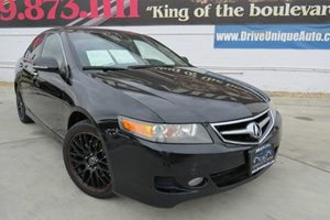 View 2007 Acura TSX