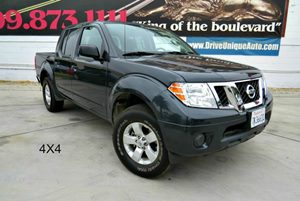 View 2013 Nissan Frontier
