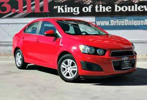 View 2014 Chevrolet Sonic