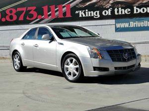 View 2008 Cadillac CTS