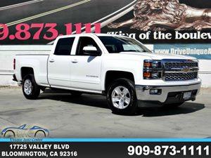 View 2015 Chevrolet Silverado 1500