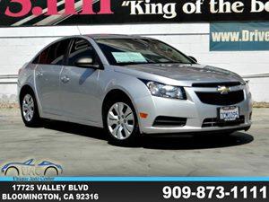 View 2014 Chevrolet Cruze