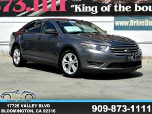 View 2013 Ford Taurus