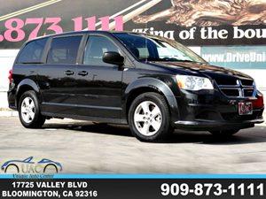 View 2013 Dodge Grand Caravan