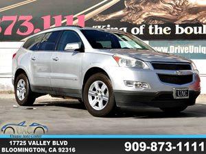 View 2010 Chevrolet Traverse
