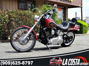 View 2007 Harley-Davidson Softail Custom