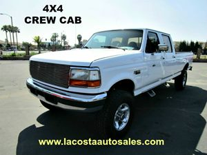 View 1997 Ford F-350 Crew Cab