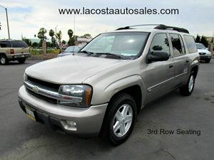 View 2003 Chevrolet TrailBlazer
