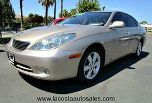 View 2005 Lexus ES 330