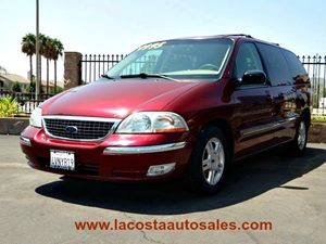View 2001 Ford Windstar Wagon