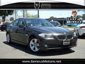 View 2012 BMW 5 Series